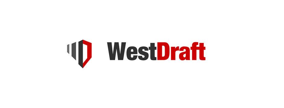 west-draft-logo-design